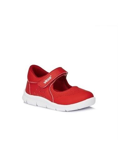 Vicco Ayakkabı Kırmızı